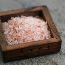 Salt that is completely pure, and very fine, does not hold a specific energy very well. Choose salts with other minerals included. Himalayan salt works well for me.