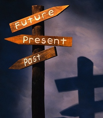 Signpost of Time