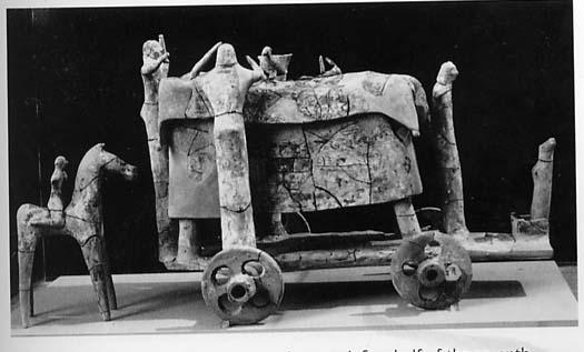 funerary toy